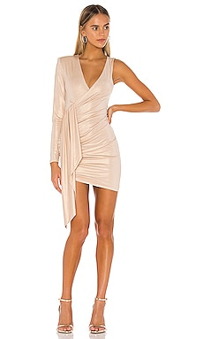 x REVOLVE Leona Mini Dress Michael Costello $168