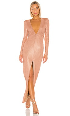 x REVOLVE Sitara Gown Michael Costello $248