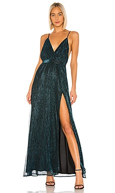 x REVOLVE Harper Gown Michael Costello $238 NEW ARRIVAL