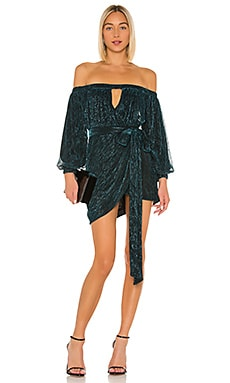 x REVOLVE Hemma Mini Dress Michael Costello $218