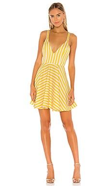 x REVOLVE Sala Mini Dress Michael Costello $188 NEW ARRIVAL