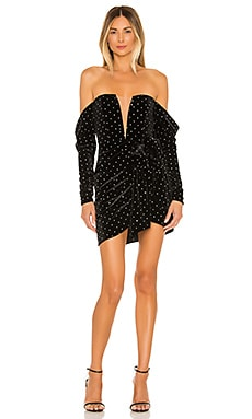 x REVOLVE London Mini Dress Michael Costello $238