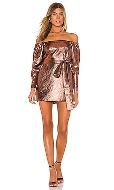 x REVOLVE Hadley Mini Dress Michael Costello $238