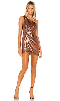 x REVOLVE Harrison Mini Dress Michael Costello $89