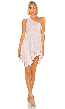 x REVOLVE Howell Mini Dress Michael Costello $80 (FINAL SALE)