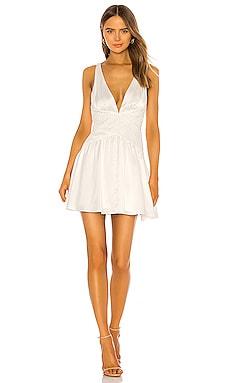 x REVOLVE Sia Mini Dress Michael Costello $97