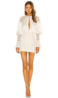 x REVOLVE Shandy Mini Dress Michael Costello $278 BEST SELLER