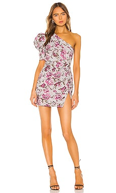 x REVOLVE Viktor Mini Dress Michael Costello $131