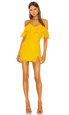 x REVOLVE Shera Mini Dress Michael Costello $101