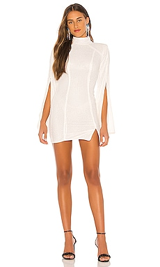 x REVOLVE Sonique Mini Dress Michael Costello $77