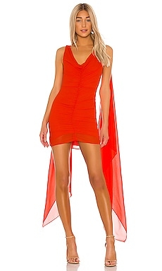 x REVOLVE Vavonna Mini Dress Michael Costello $148