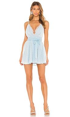 x REVOLVE Justin Mini Dress Michael Costello $139