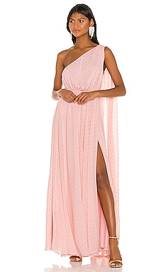 x REVOLVE Vella Gown Michael Costello $253