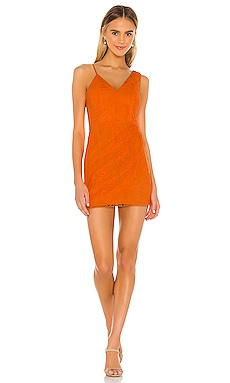 x REVOLVE Olivia Mini Dress Michael Costello $179