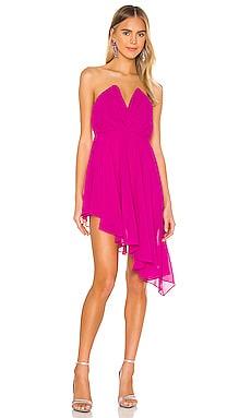 x REVOLVE Sheree Mini Dress Michael Costello $143