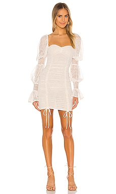 x REVOLVE Isadora Mini Dress Michael Costello $268 BEST SELLER