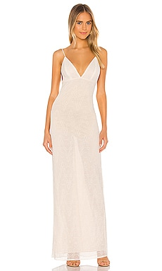 x REVOLVE Imani Maxi Dress Michael Costello $258