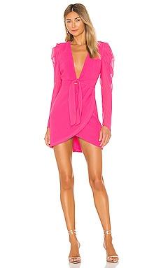 x REVOLVE Ibiza Mini Dress Michael Costello $198