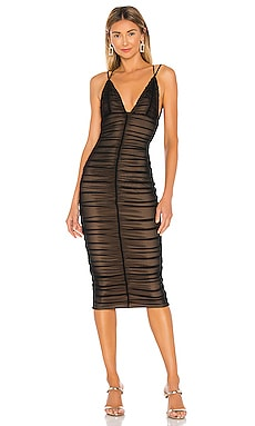 x REVOLVE Fiji Midi Dress Michael Costello $168