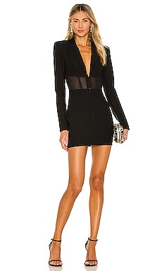 x REVOLVE Chase Jacket Dress Michael Costello $268