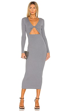 x REVOLVE Mariah Knit Dress Michael Costello $208