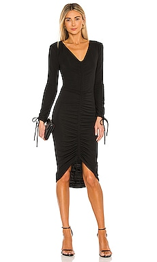 ROBE RUCHED Michael Costello $230