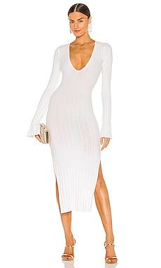 x REVOLVE Gemma Midi Dress
