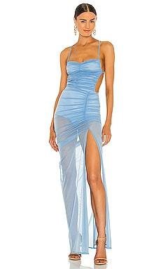 x REVOLVE Follie Gown Michael Costello $198