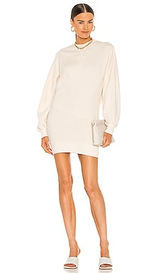 x REVOLVE Sweatshirt Mini Dress Michael Costello $45 (FINAL SALE)