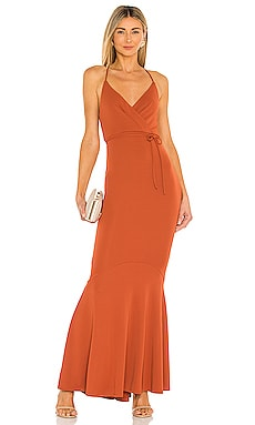 x REVOLVE Genevieve Maxi Dress Michael Costello $238
