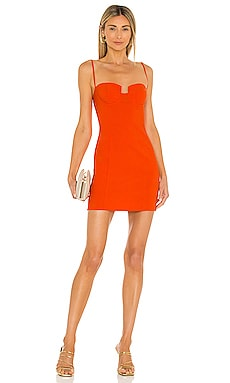x REVOLVE Noelle Mini Dress Michael Costello $168