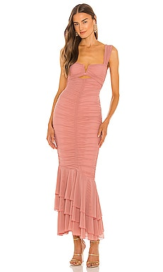 x REVOLVE Hilary Gown Michael Costello $238 NEW