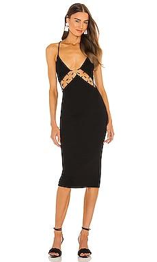x REVOLVE Robin Midi Dress Michael Costello $198