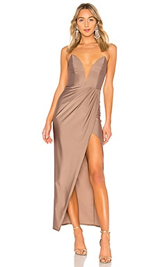 ROBE DE SOIRÉE JAKE Michael Costello $198 BEST SELLER