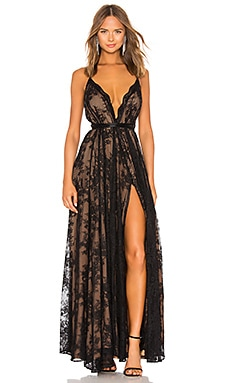 x REVOLVE Paris Gown Michael Costello $298