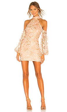 SOLE 미니 원피스 Michael Costello $198