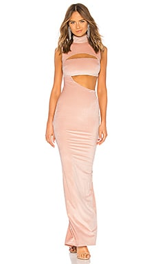 x REVOLVE Sonja Gown Michael Costello $80