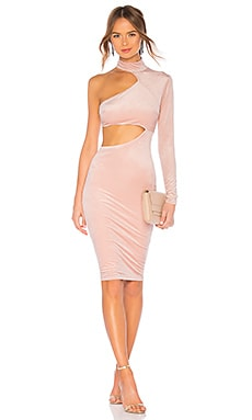 x REVOLVE Sevigne Midi Dress Michael Costello $61