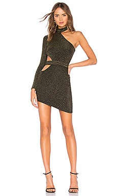 x REVOLVE Selia Mini Dress Michael Costello $139