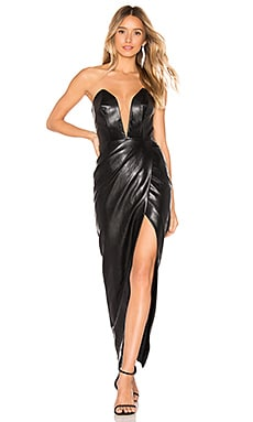 x REVOLVE Jake Gown Michael Costello $238