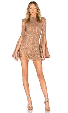 x REVOLVE Mr. Gibson Mini Dress Michael Costello $278 BEST SELLER