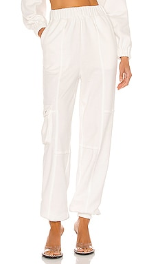 x REVOLVE Cargo Pocket Jogger Michael Costello $208