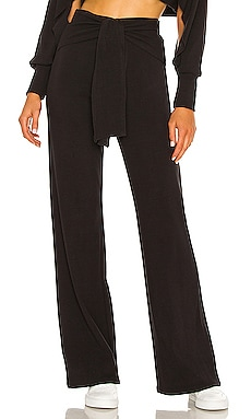 x REVOLVE Tie Front Pant Michael Costello $93