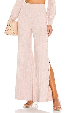 x REVOLVE Kalina Side Button Pant Michael Costello $188