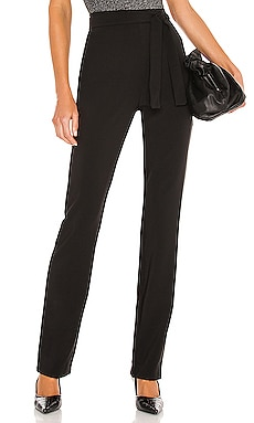 x REVOLVE Tie Waist Relaxed Pant Michael Costello $125