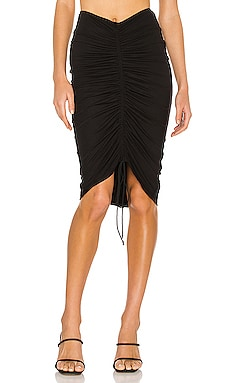 JUPE MIDI OAK Michael Costello $83