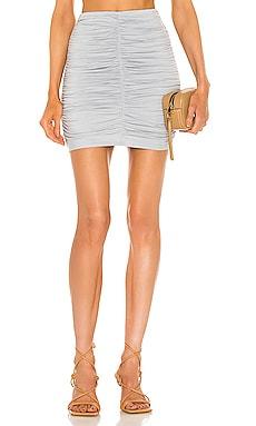 x REVOLVE Milo Mini Skirt Michael Costello $138