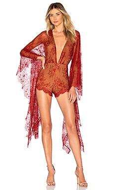 Bella Romper Michael Costello $91