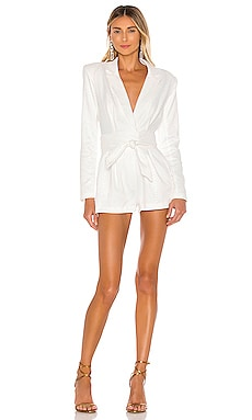 x REVOLVE Harley Romper Michael Costello $258 BEST SELLER