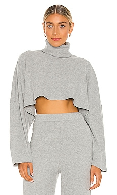 x REVOLVE Turtleneck Oversized Top Michael Costello $148
